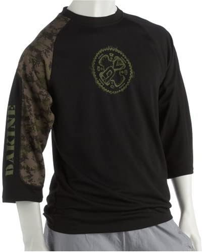 Dakine Heavy Duty LS Rash Guard - Black