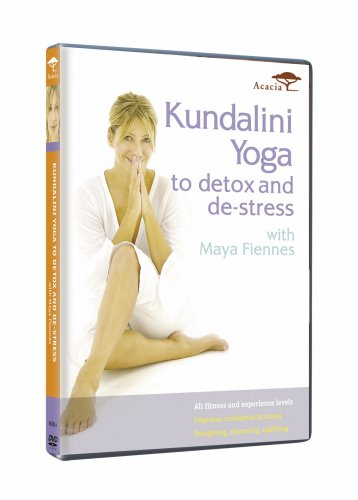 Kundalini Yoga - to Detox and Destress [Reino Unido] [DVD]