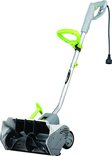 Snowy? Frosty? No problemo with an electric snow shovel 7