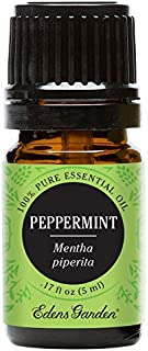 Edens Garden Peppermint Essential Oil, 100% Pure Therapeutic Grade (Digestion & Energy) 5 ml