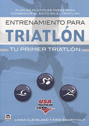 Entrenamiento para Triatlón. Tu primer Triatlón