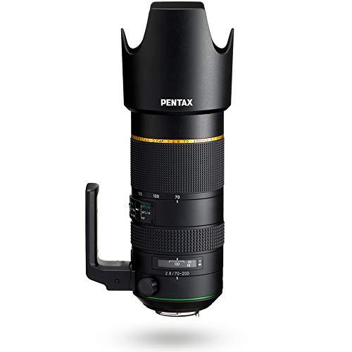 リコー HD PENTAX-D FA★70-200mmF2.8ED DC AW 妥協なき高性能を追求した大口径望遠ズームレンズ エアロブライトコーティングII, HDコーティングなど独自のレンズコーティング技術を駆使, 防塵防滴構造, ペンタックス一眼レフKシリーズはボディ内手ぶれ補正搭載 21330 ブラック