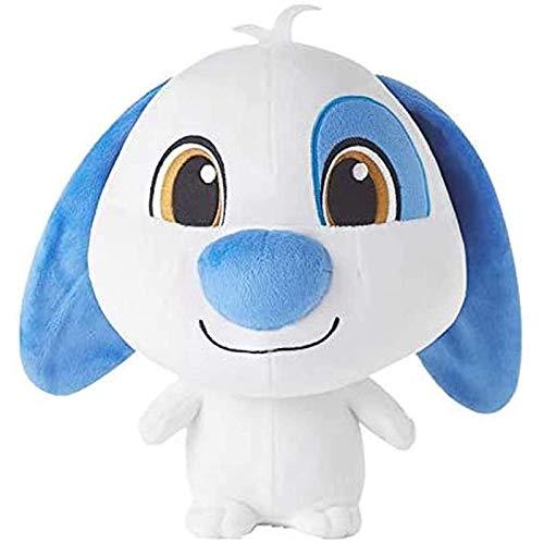 LDDZAU Peluches, muñecos Lindos, Perros Azules, muñecos de Peluche de Animales de Amigos, Regalos de cumpleaños de Navidad