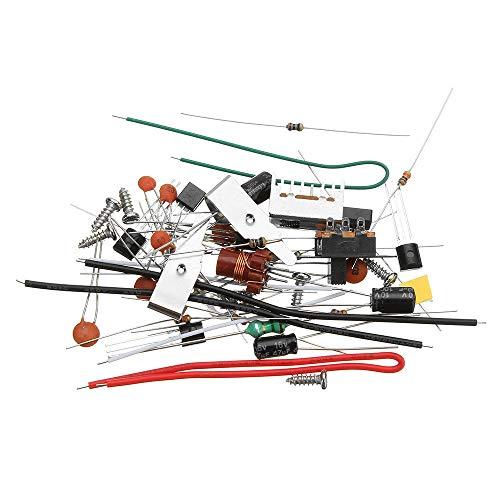 Sandy Ckingys Starter-Kits Schweißexperiment-Trainingskit Elektronisches DIY-Walkie-Talkie-Produktionskit Speichermodule