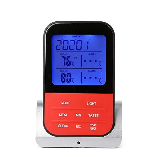 Wireless Waterproof BBQ Thermometer Limited price sale Digital Meat Food Ranking TOP3 Ov Cooking