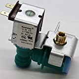 Supco Refrigerator Water Inlet Valve for Whirlpool, AP6022336, PS11755669, W10498990