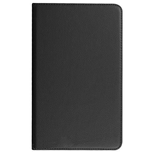"""Capa Giratória Inclinável Para Tablet Samsung Galaxy Tab A 8"""" s-pen (2019) SM- P200 / P205 Cor:Preto"""