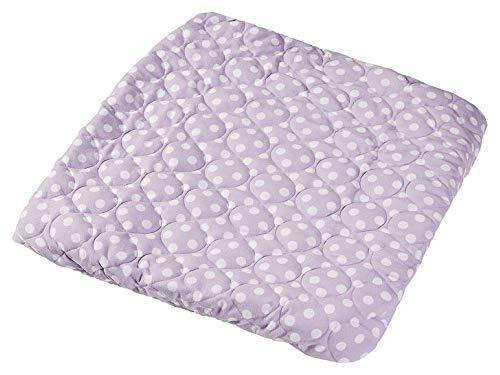Waschmaschinenbezug Abdeckung Waschmaschine Trockner 60 x 60 cm Pink Weiß