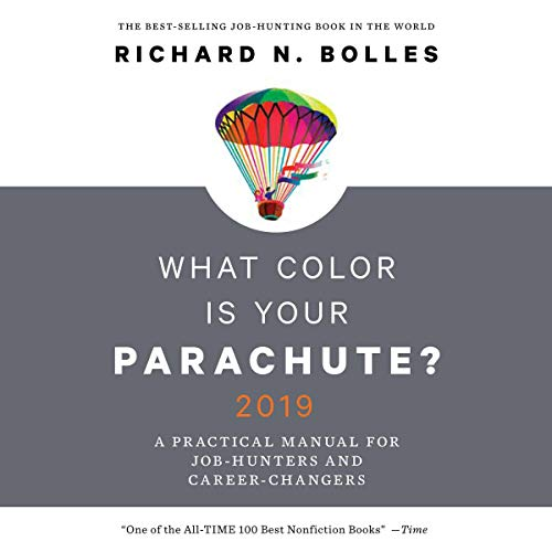 What Color Is Your Parachute? 2019  By  cover art