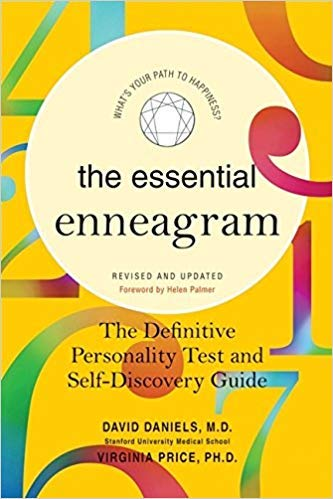 [By David Daniels ] The Essential Enneagram: The Definitive Personality Test and Self-Discovery Guide - Revised & Updated (Paperback)【2018】by David Daniels (Author) (Paperback)
