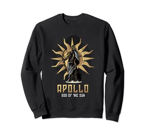 Dioses de Olimpiada o Apolo Dios del Sol o Dios Griego Antiguo Sudadera
