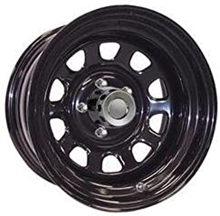 Pro Comp Wheels PRO COMP XTREME ROCK CRAWLER SERIES 52 STEEL BLACK WHE
