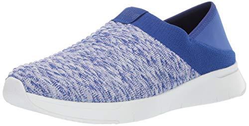 FitFlop Women's ARTKNIT Sneaker, Illusion Blue, 8.5 M US