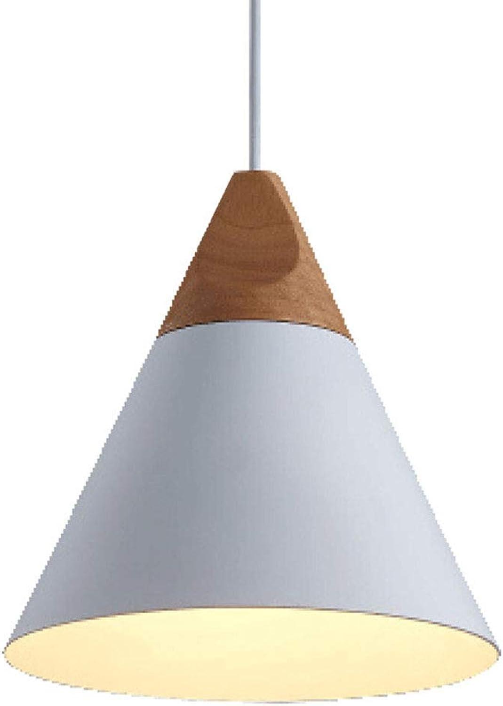 THOR-BEI Kronleuchter- Nordic Postmodern Pendelleuchte Restaurant Studie Schlafzimmer Macaron Single Head Kronleuchter LED [Energieklasse A + +] -1859k
