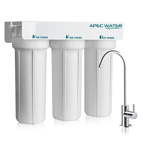 APEC WFS-1000 Super Capacity Filter  - Key Features