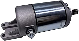 Hity Motor 18823 Starter For BOMBARDIER CAN AM OUTLANDER 400 / MAX 400 2003-2015 BOMBARDIER ATV Outlander 330 400 2X4 4x4 2004-2006 Replace BOMBARDIER CAN-AM 420-684-280 420-684-282 420684280 42068428