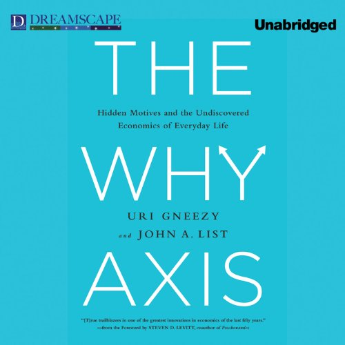 The Why Axis audiobook cover art