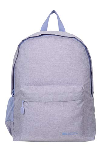 Mountain Warehouse Emprise 15 Litre Backpack - Lightweight Rucksack - For Backpacking & Gym Lilac