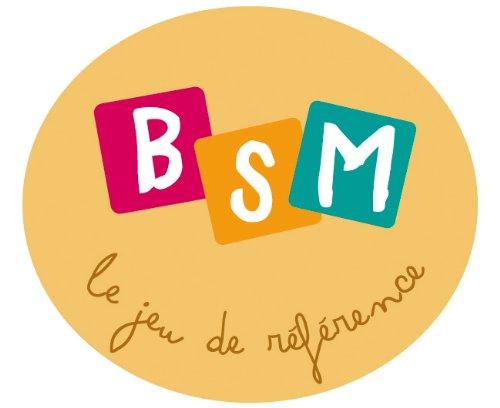 BSM Sciences - Juego de Pegatinas (Ws/80) [Importado]