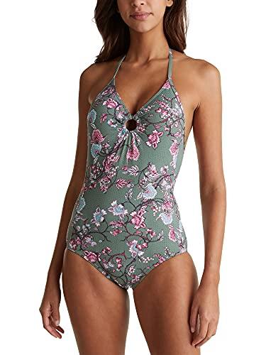costume da bagno donna esprit ESPRIT Bilgola Beach Pad.Halterneck Swimsuit Costume Intero