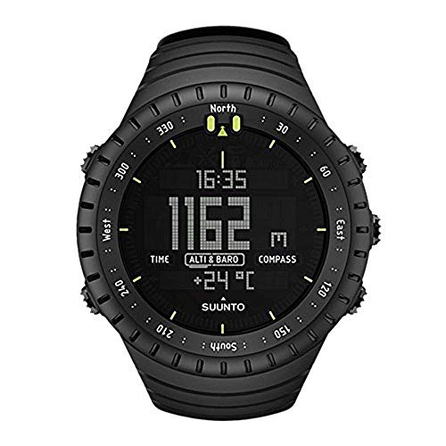 Suunto Core All Black Military Men's Outdoor Sports Watch