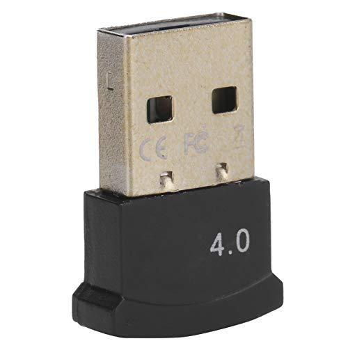 Weikeya USB Bluetooth Adaptador, Disponible Estéreo Música Audio Poder Consumo El plastico Cáscara 3Mbps por Computadora portátil PDA Auriculares Doble Modo Transmisión