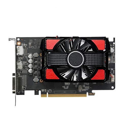 Enfriador Líquido Fit For ASUS RX 550 4GB Tarjeta De Video AMD Radeon Tarjetas Gráficas Juego De Computadora Mapa De La PC De Escritorio 570/560/550 Refrigerador Líquido
