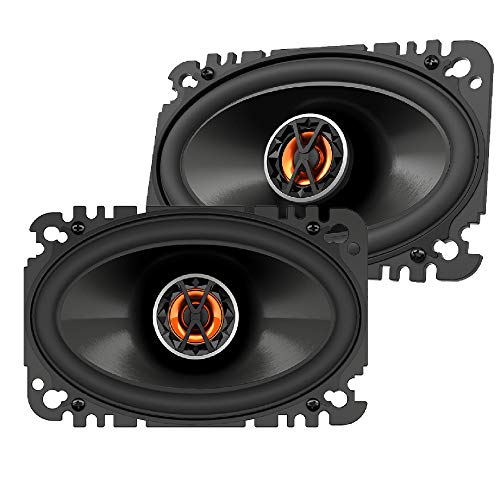 "JBL Club 6420 4x6"" 70W RMS Club Series 2-Way Coaxial Car Speakers"