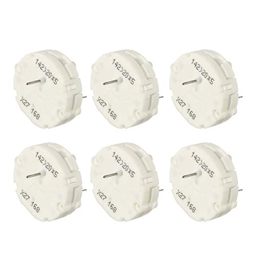 Partsam x27.168 27 168 Instrument Cluster Gauge Stepper Motor Repair Kit fit Replacement for GM/Chevy/Buick/GMC/Pontiac/Silverados/Tahoes -6Pcs