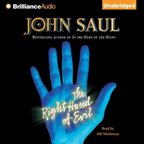The Right Hand of Evil audiobook cover art