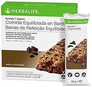 HERBALIFE Barritas Fórmula 1 Express Chocolate Caja 56g X ...
