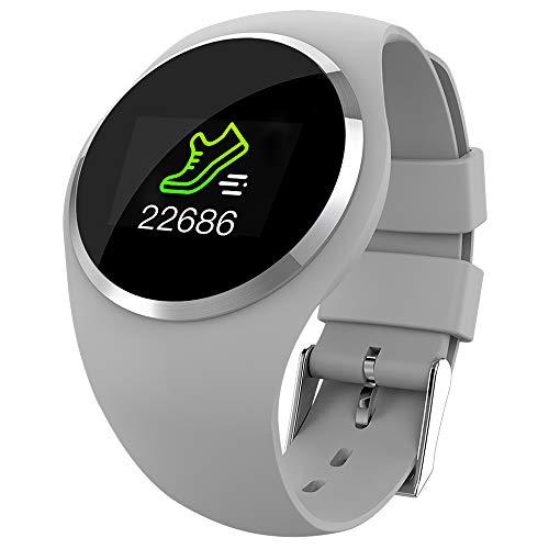 FWwD Smart-Uhren, intelligente Erinnerung Informationen Lieferung Gesundheitsüberwachung Bewegungsmuster zirkadiane Uhr Pedometer Schlaf Überwachung unisex