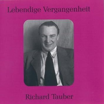 Lebendige Vergangenheit - Richard Tauber