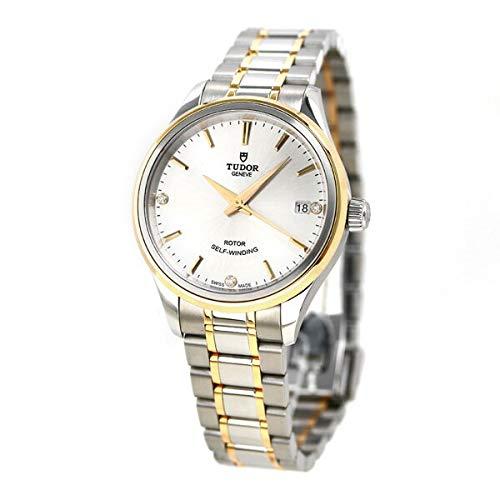 [チュードル]TUDOR 腕時計 チューダー スタイル 34MM シルバー×ゴールド 12303 レディース [並行輸入品]