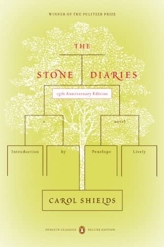 The Stone Diaries Penguin Classics Deluxe Edition product image