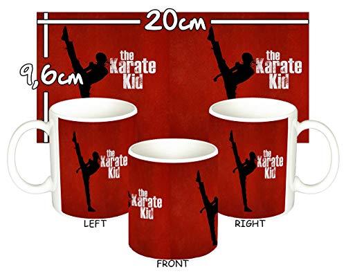 MasTazas The Karate Kid Jackie Chan Jaden Smith Taza Mug
