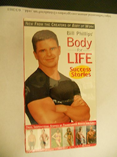Body for Life vhs tape success stories by BODY FOR LIFE