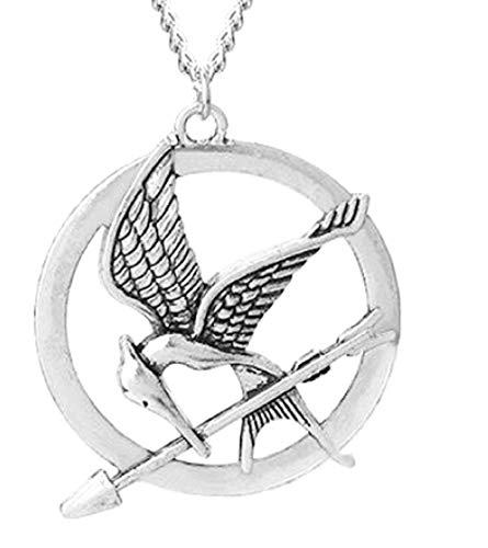 Ketting jay imitator hongerspelen hunger games mocking bird