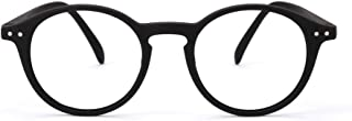 IZIPIZI LetmeSee #D Black Reading Glasses