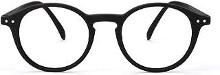 IZIPIZI LetmeSee #D Black Reading Glasses
