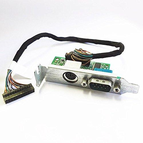 Tarjeta Cable Tigris PS2 Puerto Serie Dell 3020 SFF 067X99 KMCOM1 Low...
