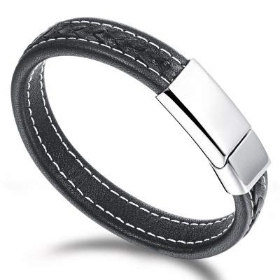 ZQP Verschiedene Armbanduhren Im Punkrock-Stil Mit Styling-Herrenlederarmband