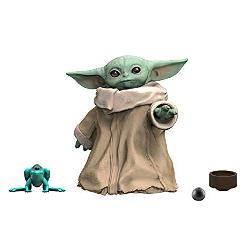 Hasbro Star Wars The Black Series - The Child (Action Figure da 2.75 cm da Collezione del Personaggio conosciuto Anche Come Baby Yoda Ispirata alla Serie Disney+ The Mandalorian)