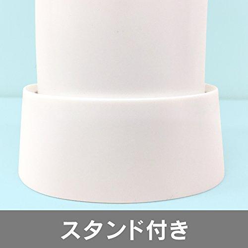 ヒロ・コーポレーション電動かき氷器コードレスタイプホワイトHT-372