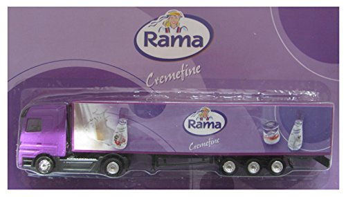 Rama Nr.02 - Cremefine - MB Actros - Sattelzug