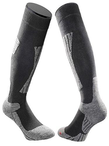 Limuwa Paire de chaussettes de ski Deluxe Taille 39-42