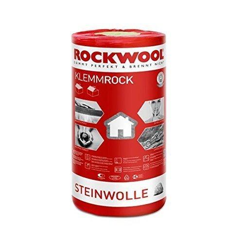 Rockwool Klemmrock 200mm 2,5qm Dachdämmung Klemmfilz Isolierung WLG 0,35