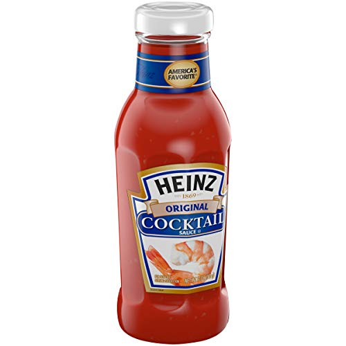 Heinz Seafood Cocktail Sauce (12 oz Bottle)