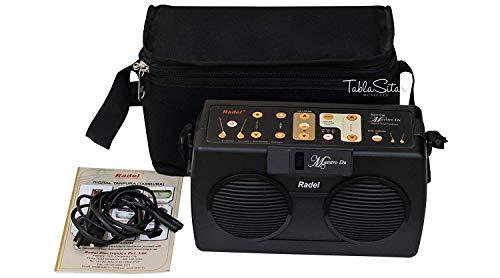 Beste Marke Elektronische Tanpura RADEL Dx Elektronische Tambura Digital Tanpura Box, DJ Sound Machine, Tanpura Sampler, Benutzerhandbuch, Tasche, Power C ord (PDI-BHG) indischer Instrumente