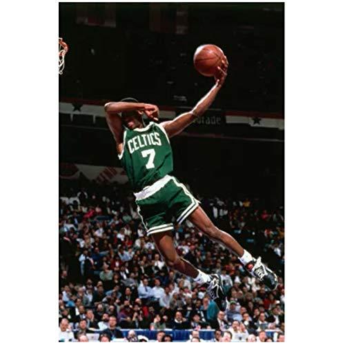 FACAIA Dee Brown Classic Dunk - Póster de baloncesto (50 x 75 cm, sin marco)
